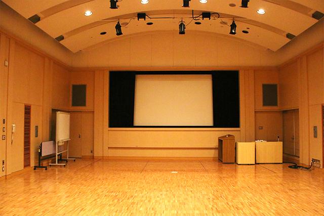 多目的ホール・研修室